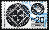 Postage stamp Mexico 1978 Wrought Iron, Mexican Export — Stock fotografie