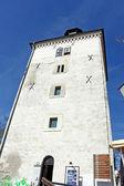 View of Lotrscak Tower, Zagreb — Stockfoto