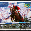 Постер, плакат: Postage stamp Paraguay 1988 Hans Guenter Winkler West Germany