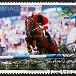 ������, ������: Postage stamp Paraguay 1988 Hans Guenter Winkler West Germany