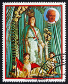 Postage stamp Paraguay 1983 Our Lady of the Assumption — Foto Stock