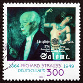 Postage stamp Germany 1999 Richard Strauss, Composer — Stock Photo
