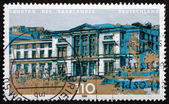 Postage stamp Germany 2000 Landtag of Saarland — Stock Photo