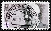 Poštovní známka německo 1991 reinold von thadden-trieglaff — Stock fotografie