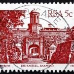 Постер, плакат: Postage stamp South Africa 1982 Die Kasteel Kaapstad