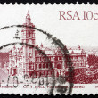 Postage stamp South Africa 1983 City Hall, Pietermaritzburg — Stock Photo