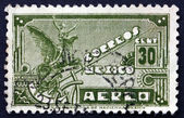Postage stamp Mexico 1945 Symbolical of Flight — Photo