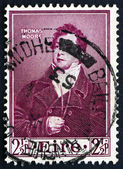 Postage stamp Ireland 1952 Thomas Moore, Poet — Stock Photo