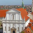 Church of St. Catherine, Zagreb, Croatia — Stock Photo #46233695