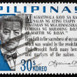 Postage stamp Philippines 1966 Emilio Aguinaldo, Revolutionary a — Stock Photo #46293343