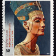Postage stamp Germany 2013 Queen Nefertiti — Stock Photo #46960895