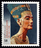 Postage stamp Germany 2013 Queen Nefertiti — Stock Photo
