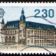 Postage stamp France 1990 Post Office at Macon — Stock Photo