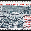 Постер, плакат: Postage stamp France 1982 Higher Education