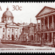 Postage stamp South Africa 1986 Legislative Assembly Building, P — Stock Photo #47242503