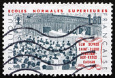 Postage stamp France 1982 Higher Education — Stock Photo