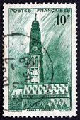 Postage stamp France 1942 Town-Hall Belfry, Arras — Stock Photo