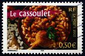 Postage stamp France 2003 Cassoulet, Food — Stock Photo