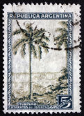 Postage stamp Argentina 1936 Iguacu Falls — Stock Photo