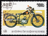 Postage stamp Cambodia 1985 Ardie, 1939, Motorcycle — Stock Photo