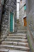 Narrow alley, Sibenik — Photo
