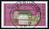Postage stamp Germany 1978 Old City Hall, Bamberg — Stock Photo