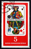 Postage stamp GDR 1967 Georg Herwegh, Poet — Stock Photo