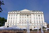 Hotel Esplanade, Zagreb — Stock Photo
