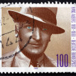 ������, ������: Postage stamp Germany 1991 Hans Albers Actor and Singer
