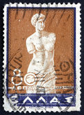 Postage stamp Greece 1937 Venus of Melos — Stock Photo