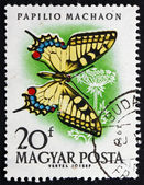 Postage stamp Hungary 1959 European Swallowtail, Butterfly — Stock Photo