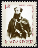 Postage stamp Hungary 1981 Count Lajos Batthyany — Stock Photo