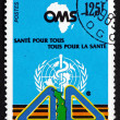 Postage stamp Togo 1988 Emblems — Stock Photo #51534435