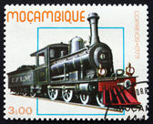 Postage stamp Mozambique 1979 Historic Locomotive — Stock Photo