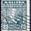 Постер, плакат: Postage stamp Chile 1930 Reaper with Ears of Corn