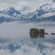 Stock Photo: Secoast on Alaska