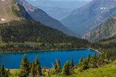 Parque Nacional Glacier, montana — Foto de Stock