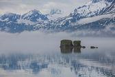 Sea coast on Alaska — Stock Photo