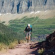 Hike in Glacier Park — Stock Photo #12417287