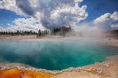 Yellowstonský park — Stock fotografie