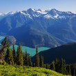 Diablo lake — Stock Photo #12588089