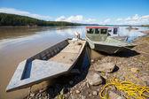River on Alaska — Stock Photo
