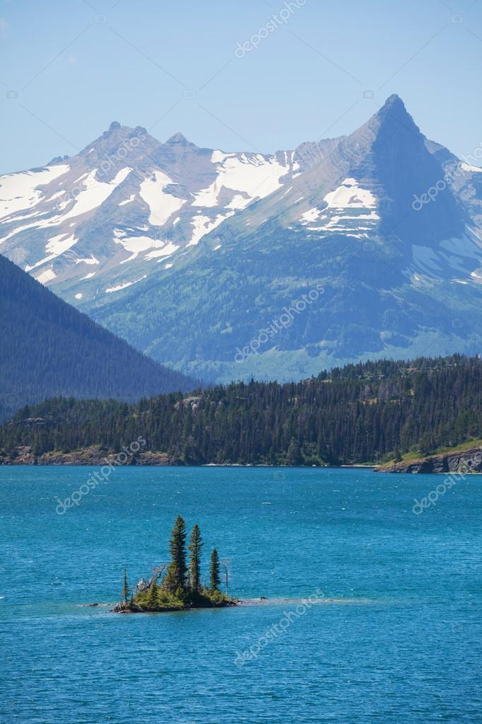 Glacier National Park, Montana. — Stock Photo #13129878