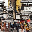 Temple in Kathmandu — Stock Photo