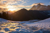 Mt.Shuksan — Stock Photo