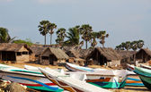 Village on Sri Lanka — Stock Photo