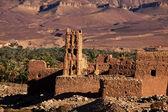 Moroccan village — Stock Photo