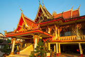 Temple in Laos — Stock Photo
