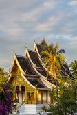 Tempel in luang prabang — Stockfoto