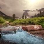 Glacier Park — Stock Photo #16630901